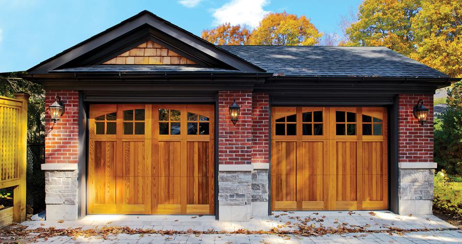 ECHO ... & Residential Garage Doors - Yarnell Overhead Door Ltd.